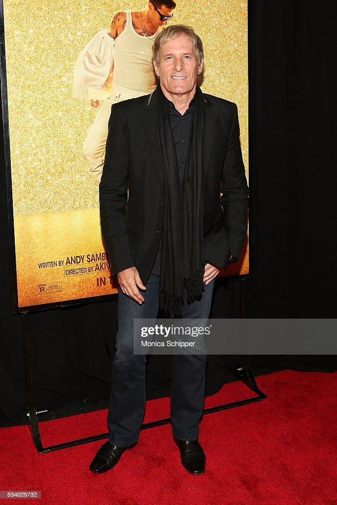 <a gi-track='captionPersonalityLinkClicked' href=/galleries/search?phrase=Michael+Bolton&family=editorial&specificpeople=208230 ng-click='$event.stopPropagation()'>Michael Bolton</a> attends 'Popstar: Never Stop Never Stopping' New York Premiere at AMC Loews Lincoln Square 13 theater on May 24, 2016 in New York City.