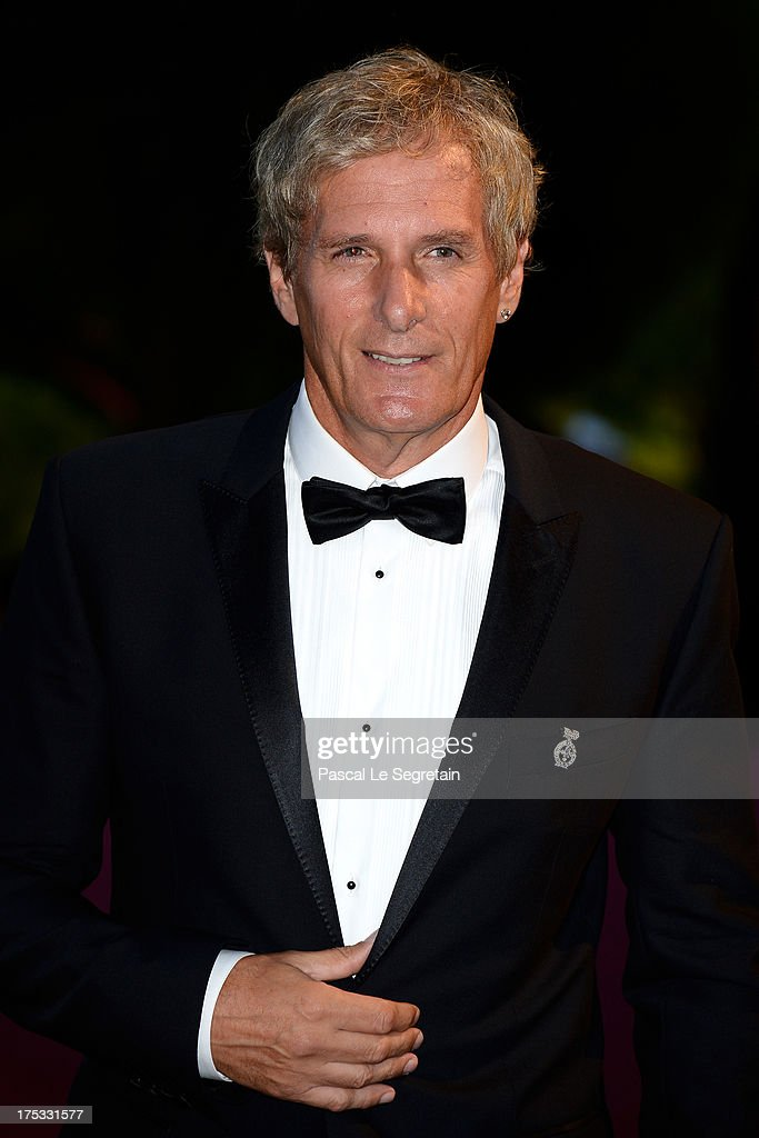 Michael Bolton attends the 65th Monaco Red Cross Ball Gala at Sporting Monte-Carlo on August 2, 2013 in Monte-Carlo, Monaco.