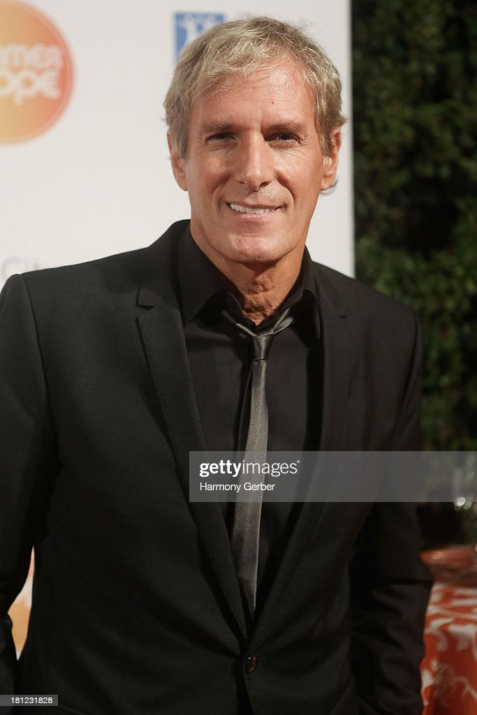 <a gi-track='captionPersonalityLinkClicked' href=/galleries/search?phrase=Michael+Bolton&family=editorial&specificpeople=208230 ng-click='$event.stopPropagation()'>Michael Bolton</a> attends the City of Hope's 2013 Spirit of Life Gala at The Hercules Campus on September 19, 2013 in Playa Vista, California.