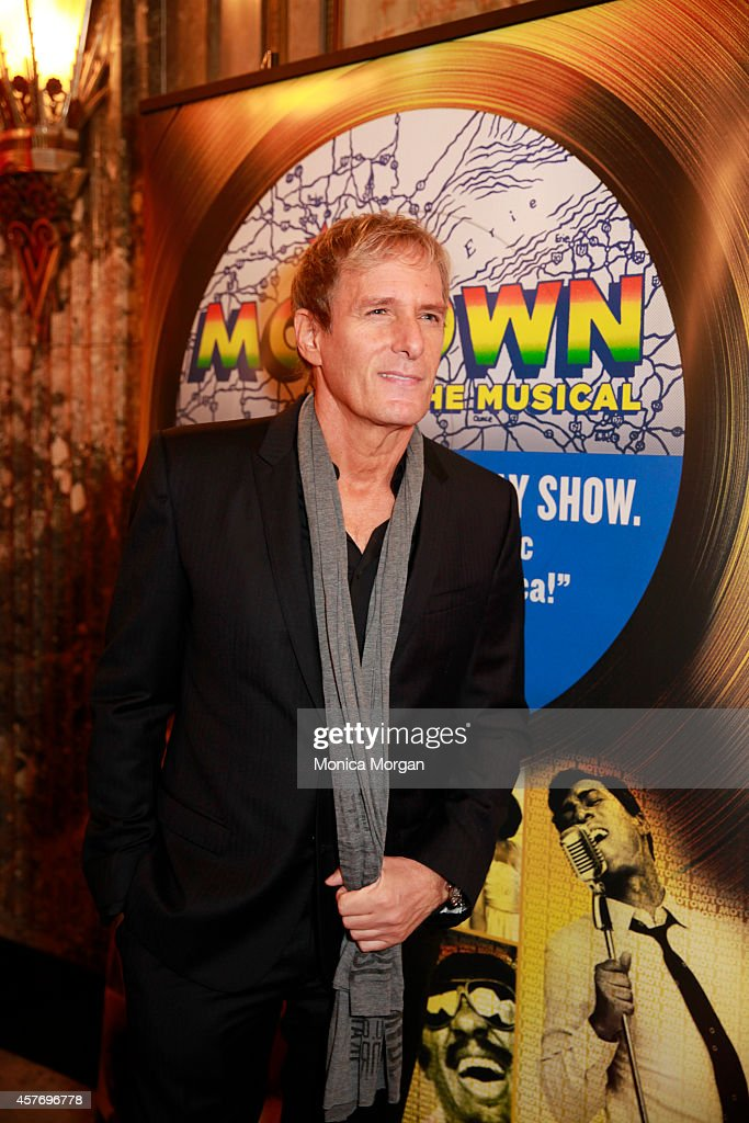 """Motown The Musical"" Opening Night"