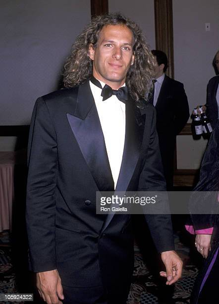 Michael Bolton during 20th Annual Songwriters Hall of Fame Celebration at Radio City Music Hall in New York City New York United States