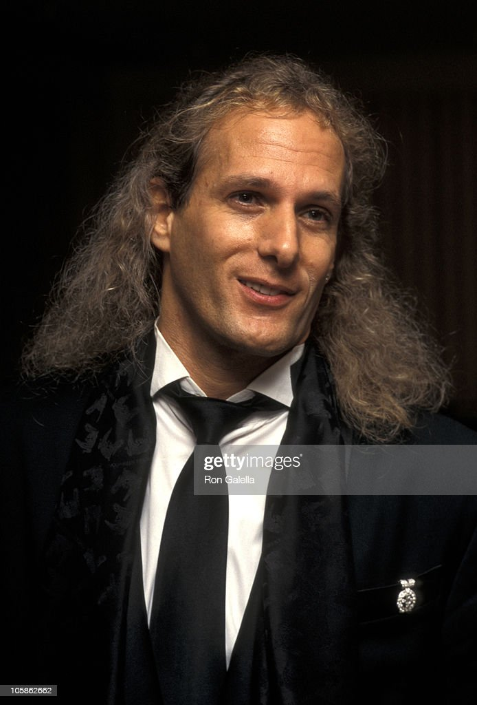 Michael Bolton during 'Night of 200 Stars' 2nd International Achievement in Arts Awards at New York Hilton Hotel in New York City, NY, United States.