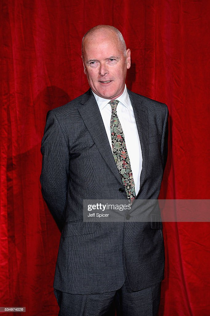 Michael Bott attends the British Soap Awards 2016 at Hackney Empire on May 28, 2016 in London, England.