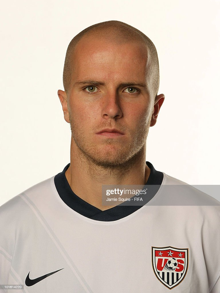Michael Bradley of USA poses during the official FIFA World Cup 2010 portrait session on June 3, 2010 in Centurion, South Africa.
