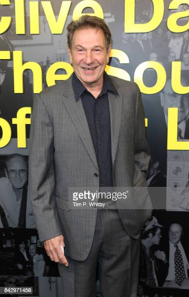 Michael Brandon arrives for the Clive Davis 'Soundtrack Of Our Lives' special screening at The Curzon Mayfair on September 5 2017 in London England