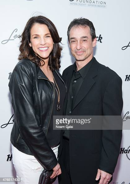 Michael Braunstein attends Les Paul's 100th anniversary celebration at Hard Rock Cafe Times Square on June 9 2015 in New York City