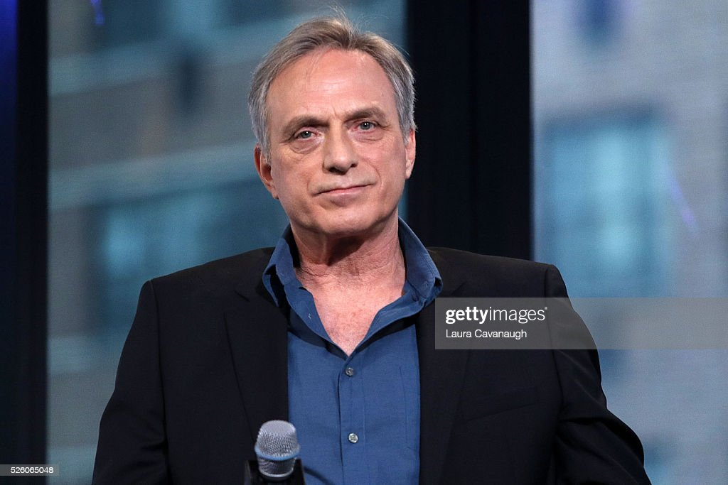 Michael Brown attends AOL Build Speaker Series to discuss 'Changing Normal: How I Helped My Husband Beat Cancer' at AOL Studios In New York on April 29, 2016 in New York City.