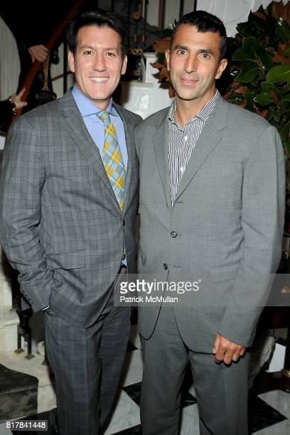 Michael Bruno and Giulio Capua attend Opening Night Gala for The 38th Annual KIPS BAY DECORATOR SHOW HOUSE at Kips Bay Show House and Asia Society on...