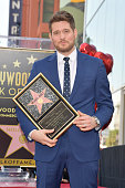 Warner Bros. Recording Artist Michael Bublé Honored...