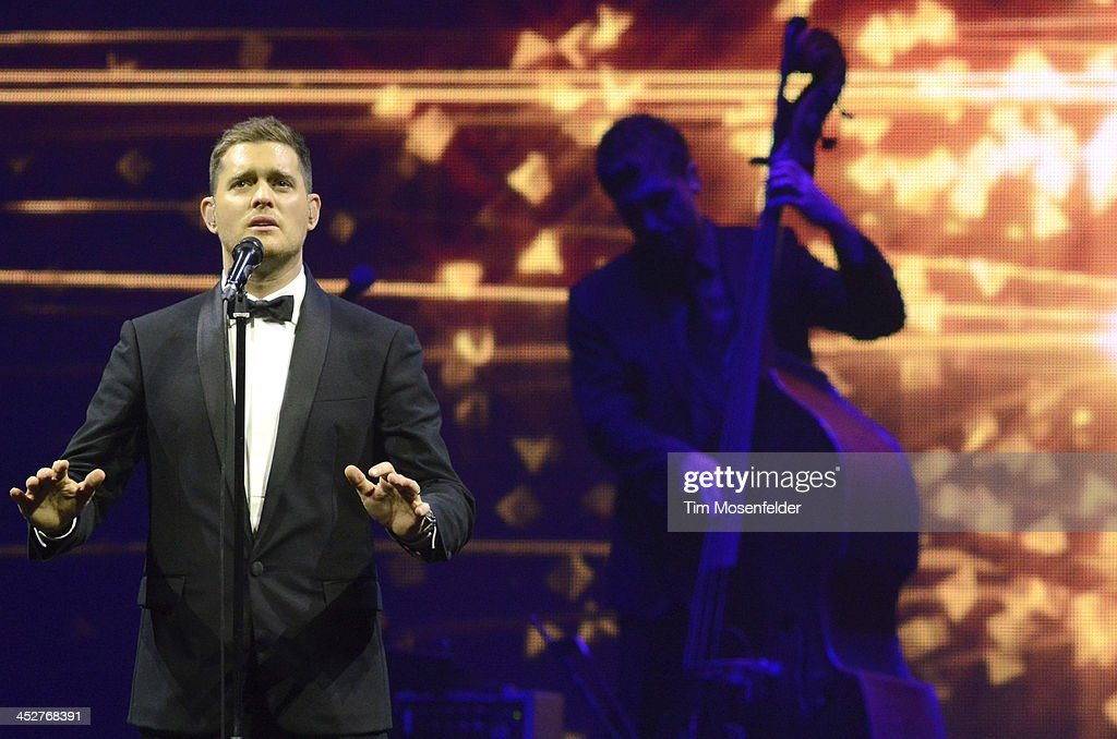 Michael Buble To Be Loved Tour