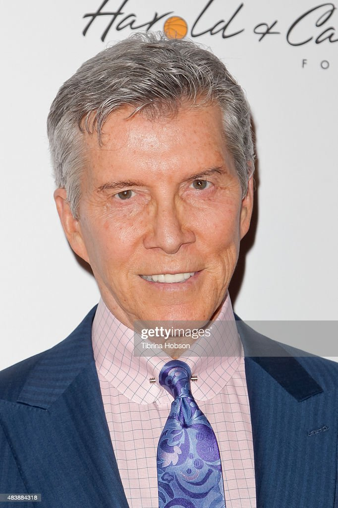 Michael Buffer attends the 15th annual Harold and Carole Pump Foundation gala at the Hyatt Regency Century Plaza on August 7, 2015 in Los Angeles, California.