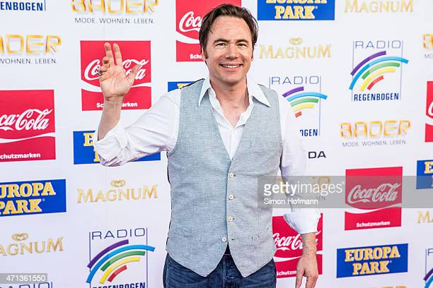 Michael 'Bully' Herbig attends the Radio Regebenbogen Award Show 2015 at Europapark on April 24 2015 in Rust Germany