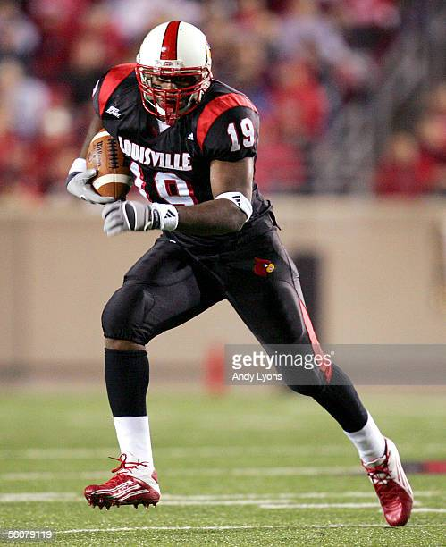 Image result for michael bush louisville