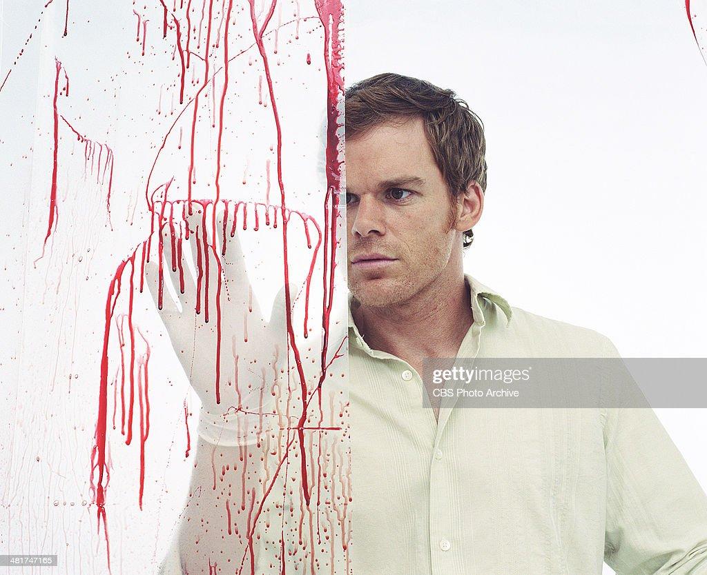 Michael C Hall as Dexter Morgan in 'Dexter'