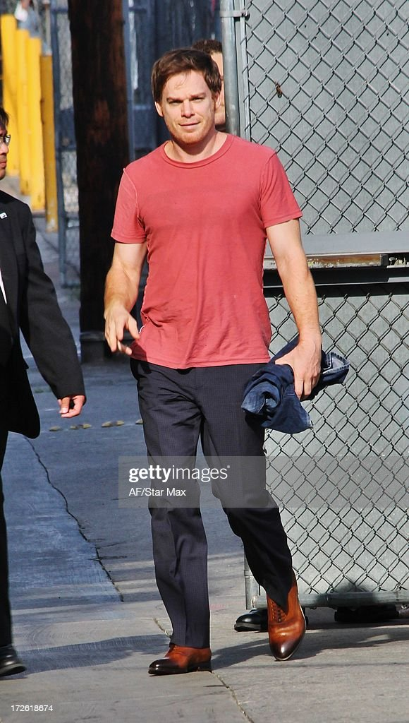 <a gi-track='captionPersonalityLinkClicked' href=/galleries/search?phrase=Michael+C.+Hall+-+Actor&family=editorial&specificpeople=680229 ng-click='$event.stopPropagation()'>Michael C. Hall</a> as seen on July 3, 2013 in Los Angeles, California.