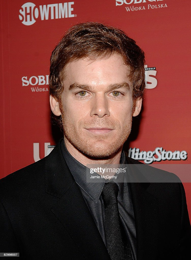 Michael C Hall attends the after party for the Rolling Stone and Us Weekly premiere of 'Dexter' and 'Californication' at The Showtime House on...
