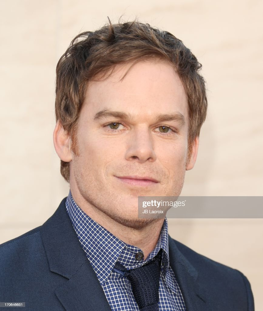 <a gi-track='captionPersonalityLinkClicked' href=/galleries/search?phrase=Michael+C.+Hall+-+Actor&family=editorial&specificpeople=680229 ng-click='$event.stopPropagation()'>Michael C. Hall</a> attends the 'Dexter' series finale season premiere party at Milk Studios on June 15, 2013 in Hollywood, California.