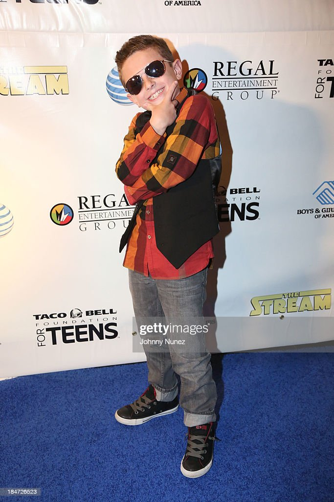 Michael Capperella attends 'The Stream' Premiere at Regal Union Square Theatre, Stadium 14 on October 15, 2013 in New York City.