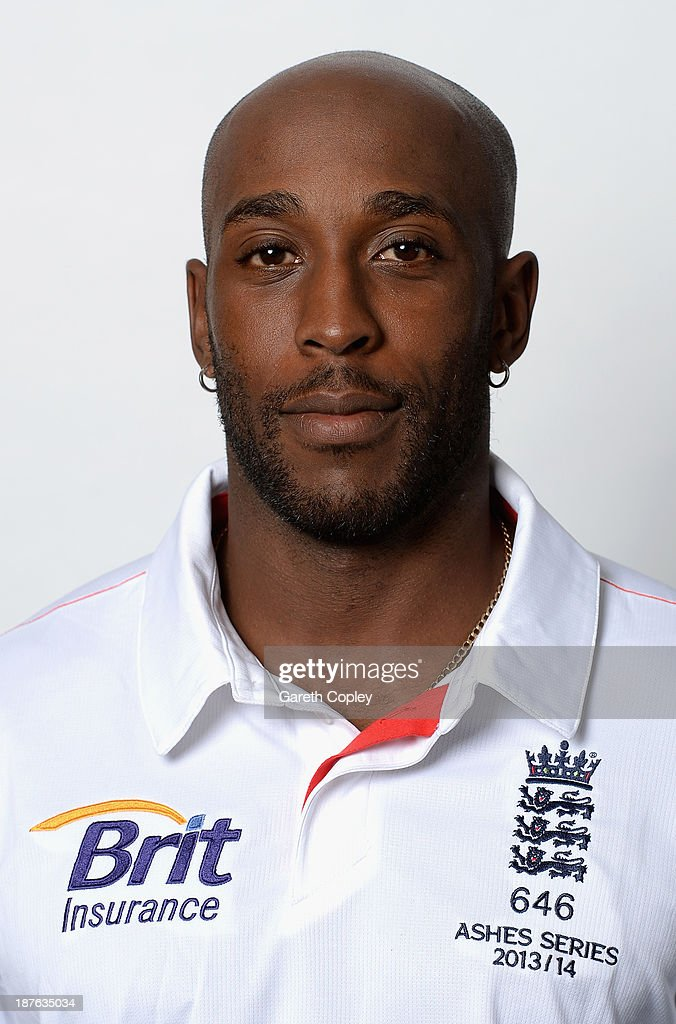 Michael Carberry poses during an England cricket headshots session at the InterContinental Sydney on November 11, 2013 in Sydney, Australia.