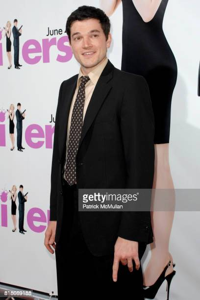 Michael Cassidy attends 'Killers' Los Angeles Premiere at ArcLight Cinemas on June 1 2010 in Hollywood California