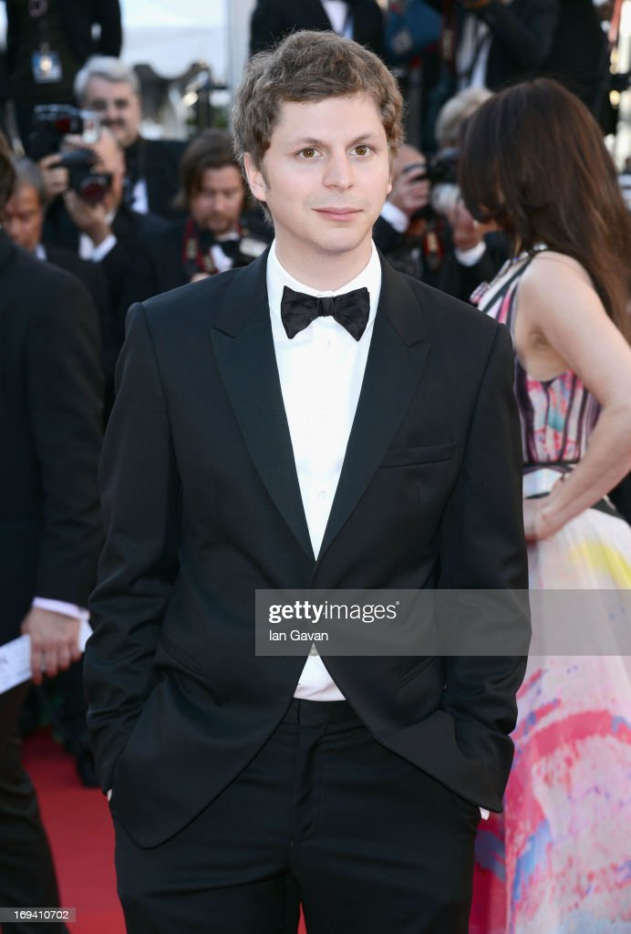 Michael Cera attends 'The Immigrant' Premiere during the 66th Annual Cannes Film Festival at Grand Theatre Lumiere on May 24, 2013 in Cannes, France.