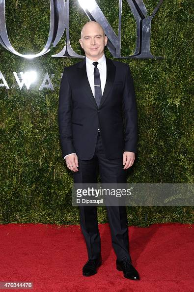 Michael Cerveris attends the American Theatre Wing's 69th Annual Tony Awards at Radio City Music Hall on June 7 2015 in New York City