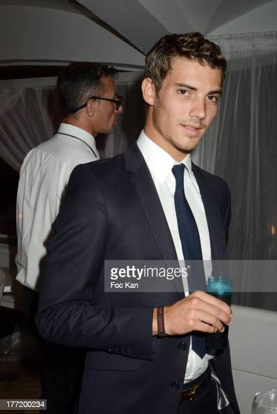 Michael Champion attends the Massimo Gargia's Birthday Dinner at Moulins de Ramatuelle on August 21 2013 in Saint Tropez France