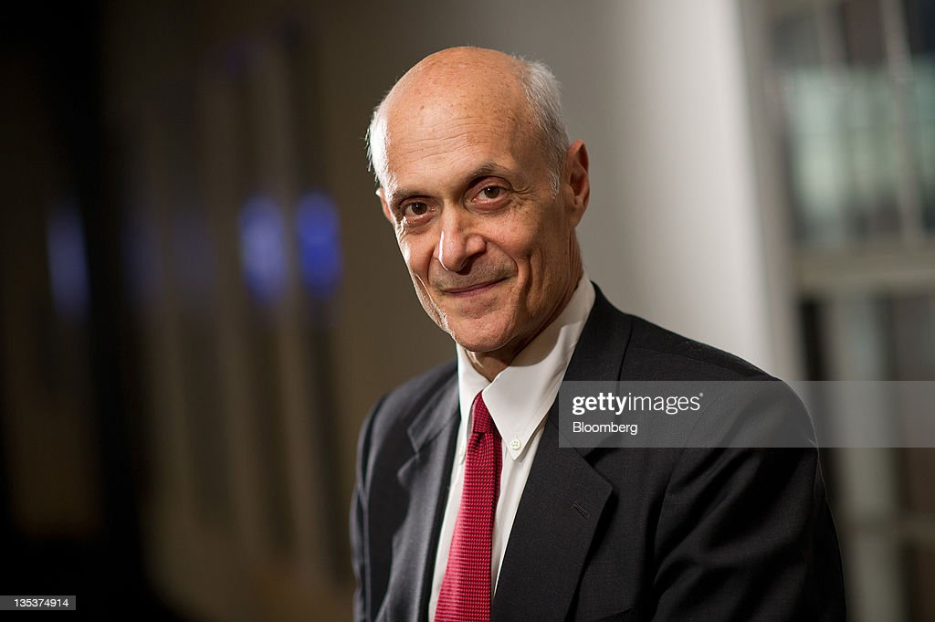 <a gi-track='captionPersonalityLinkClicked' href=/galleries/search?phrase=Michael+Chertoff&family=editorial&specificpeople=204729 ng-click='$event.stopPropagation()'>Michael Chertoff</a>, chairman of Chertoff Group and former secretary of the U.S. Department of Homeland Security, stands for a photograph after a television interview in San Francisco, California, U.S., on Thursday, Dec. 8, 2011. Chertoff discussed the rise of international cyber attacks and the importance of Internet security. Photographer: David Paul Morris/Bloomberg via Getty Images