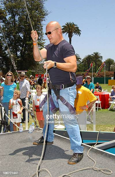 Michael Chiklis at the 2004 Target A Time for Heroes Celebrity Carnival to benefit the Elizabeth Glaser Pediatric AIDS Foundation