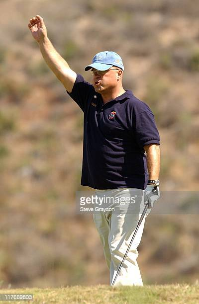 Michael Chiklis during 2003 ESPY Awards Celebrity Golf Classic at Lost Canyons Country Club in Simi Valley California United States
