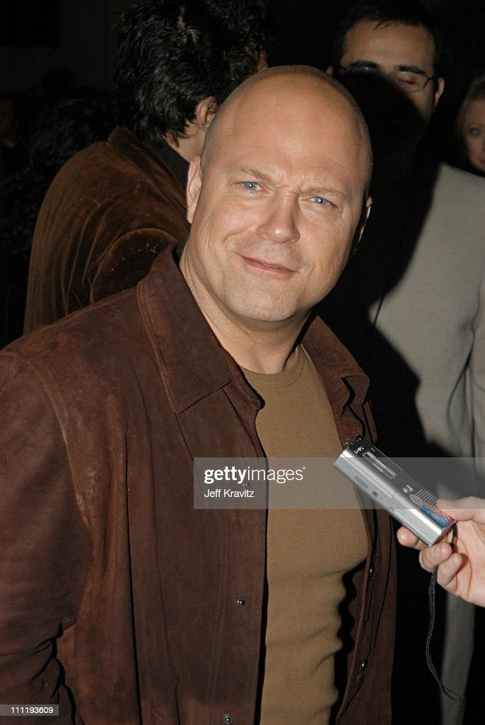 Michael Chiklis during VH1 Big in 2002 Awards - After Party at Grand Olympic Auditorium in Los Angeles, CA, United States.