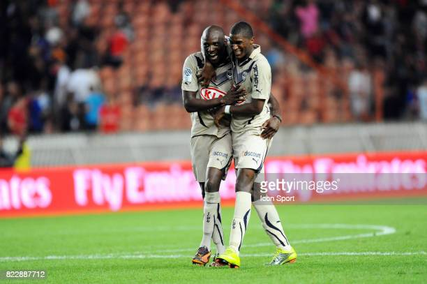 Michael CIANI / Anthony MODESTE PSG / Bordeaux 3eme journee de Ligue 1 Parc des Princes Paris