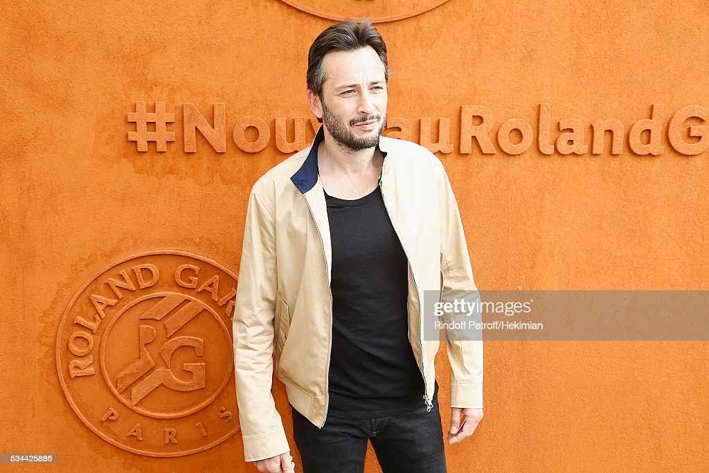 Michael Cohen attends the French Tennis Open Day Five at Roland Garros on May 26, 2016 in Paris, France.