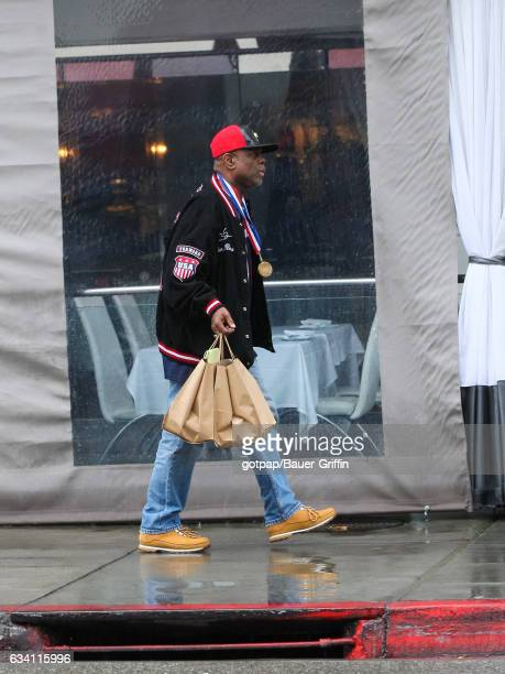 Michael Colyar is seen on February 06 2017 in Los Angeles California