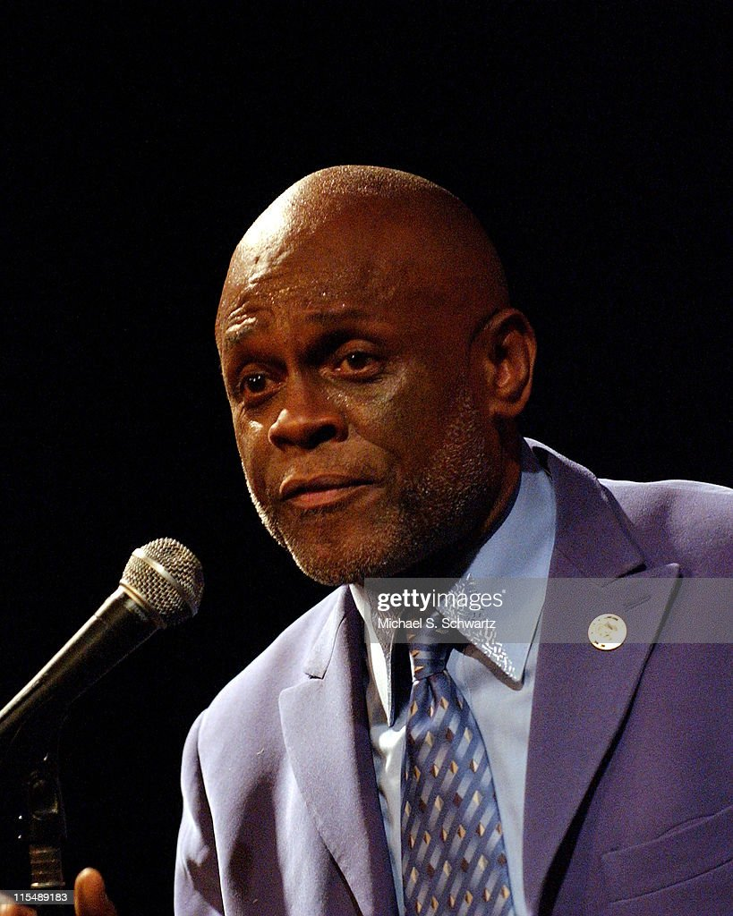 Michael Colyar performs at The Hollywood Improv on August 15,2007 in Hollywood, CA.
