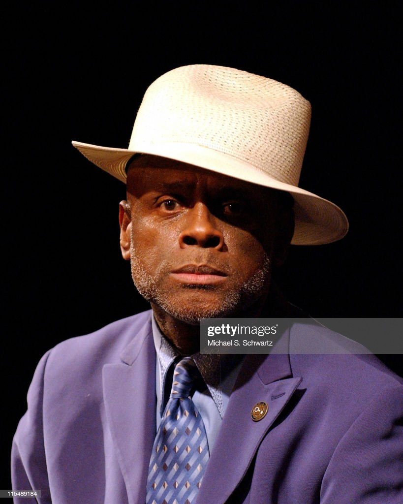 Michael Colyar performs at The Hollywood Improv on August 152007 in Hollywood CA