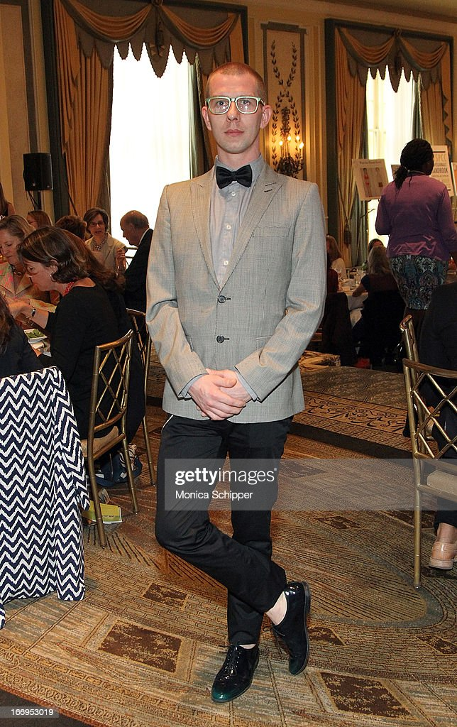 Michael Conlon attends The New York Society For The Prevention Of Cruelty To Children's 2013 Spring Luncheon at The Pierre Hotel on April 18, 2013 in New York City.