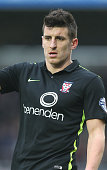 Michael Coulson of York City in action during the Sky Bet League Two match between Northampton Town and York City at Sixfields Stadium on February 6...