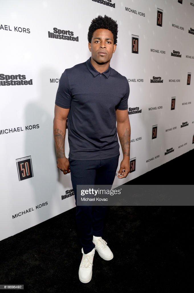 Sports Illustrated 2017 Fashionable 50 Celebration