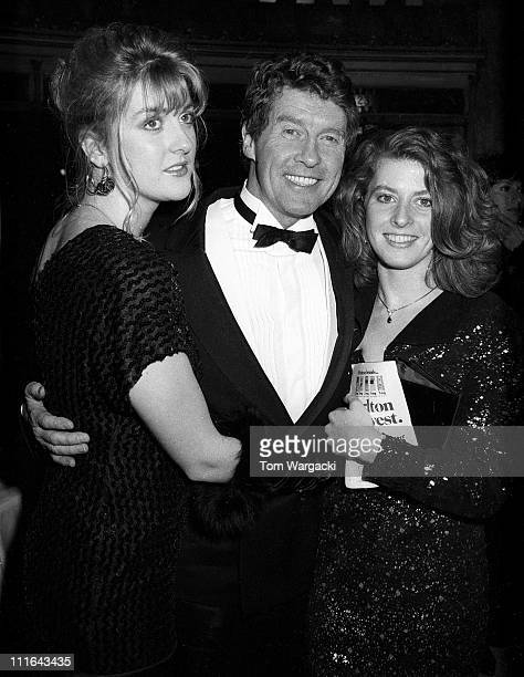 Michael Crawford during The Phantom Of The Opera Opening Night Party January 26 1988 at Beekman Theatre in New York City United States