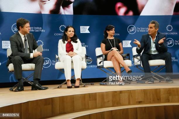 Michael Crowley Senior Foreign Affairs Correspondent Politico Aya Hijazi President Belady Island for Humanity Dr Nancy Okail Executive Director The...