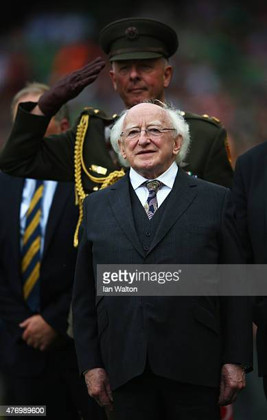 Michael D. Higgins Stock Photos and Pictures | Getty Images