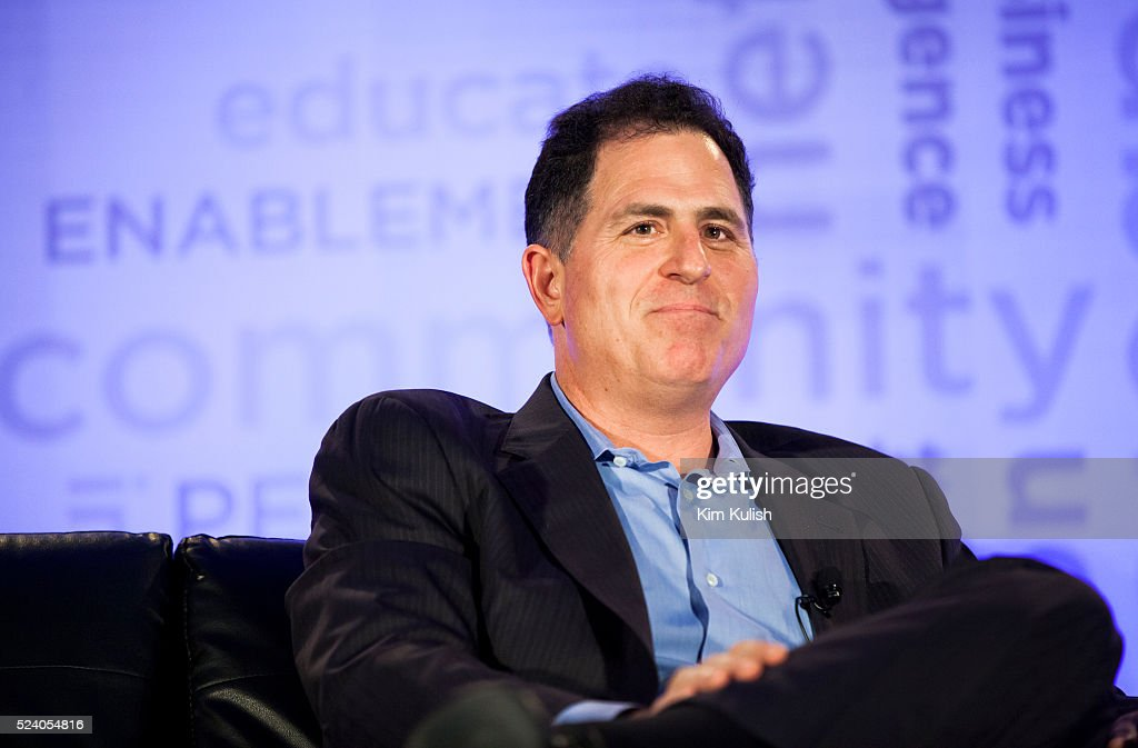 michael dell founder of the dell Michael dell, the billionaire founder of pc and it services giant dell is adding another mega deal to his mantle roughly two years after working with private equity firm silver lake partners to take his company private for $249 billion in a leveraged buyout, dell is now set to buy it services giant emc emc +000% for $67 billion, in what.