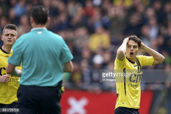 http://media.gettyimages.com/photos/michael-dingsdag-of-nac-breda-referee-jochem-kamphuis-enes-unal-of-picture-id531725724?s=594x594