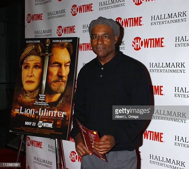 Michael Dorn during 'The Lion in Winter' World Premiere Showtime Network Sceening at Pacific Design Center in West Hollywood CA United States