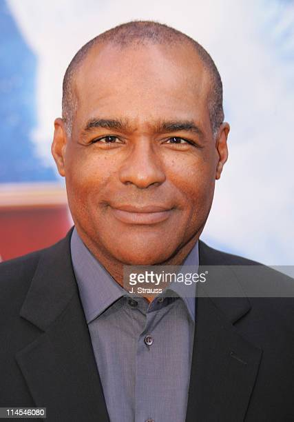 Michael Dorn during 'The Santa Clause 3 The Escape Clause' Los Angeles Premiere Arrivals at El Capitan in Hollywood California United States