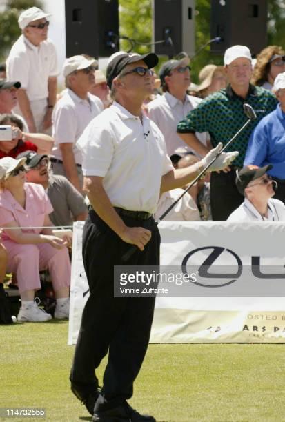 Michael Douglas 6th Annual Michael Douglas Friends Presented by Lexus Celebrity Golf Event Cascata Golf Course Las Vegas Nevada