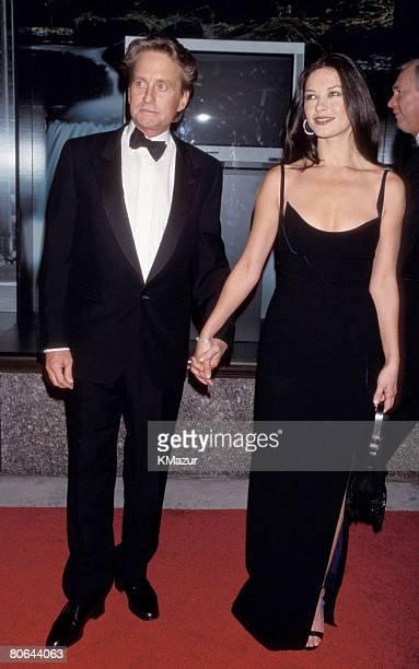 Michael Douglas and Catherine ZetaJones
