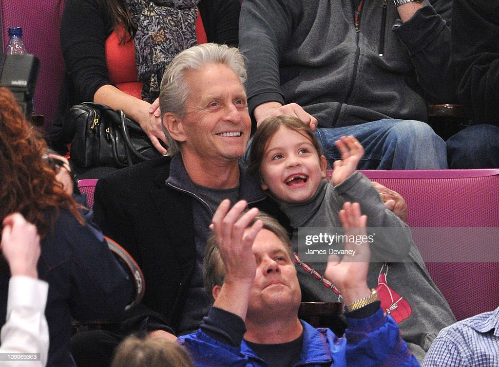 Celebrities Attend The Pittsburgh Penguins Vs New York Rangers Game - February 13, 2011