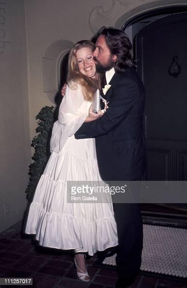 Michael and Diandra Douglas Wedding Reception Photos and ...